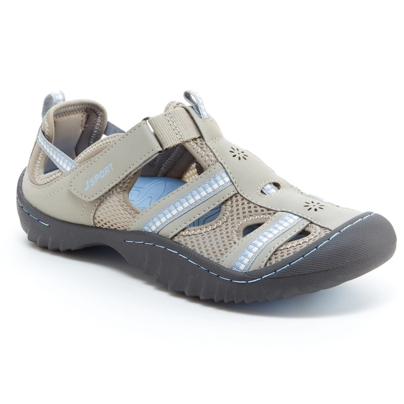 Jambu Women's Regatta - Light Grey / Stone Blue