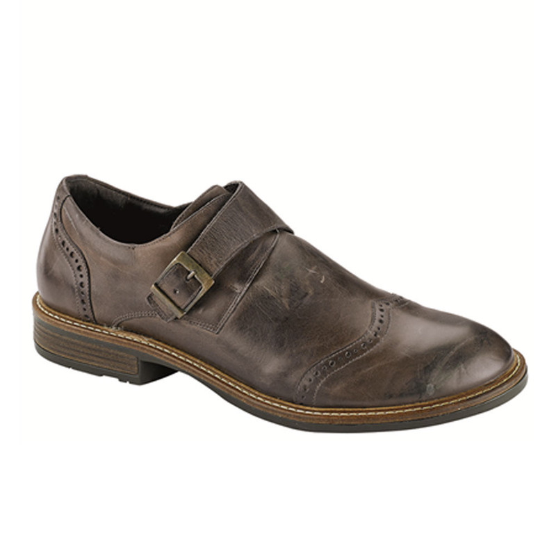 Naot Men's Evidence - Vintage Fog Leather