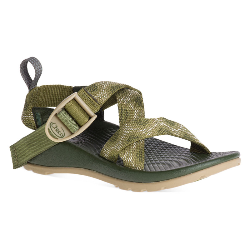 Chaco Big Kid's Z/1 Ecotread™ - Vortex Avocado