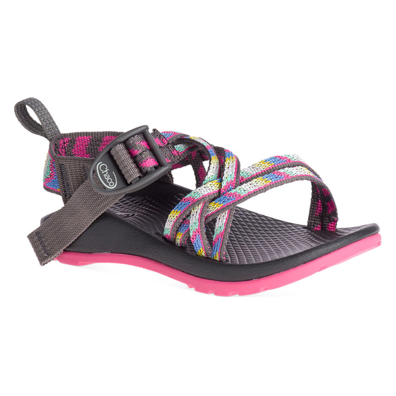 Chaco Big Kid's ZX/1 Ecotread™ - Fletched Pink