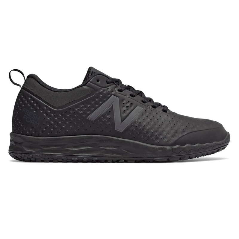 New Balance Men's 806 Fresh Foam Slip Resistant - Black