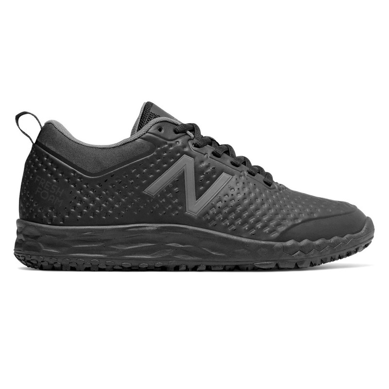 New Balance Women's 806 Fresh Foam Slip Resistant - Black