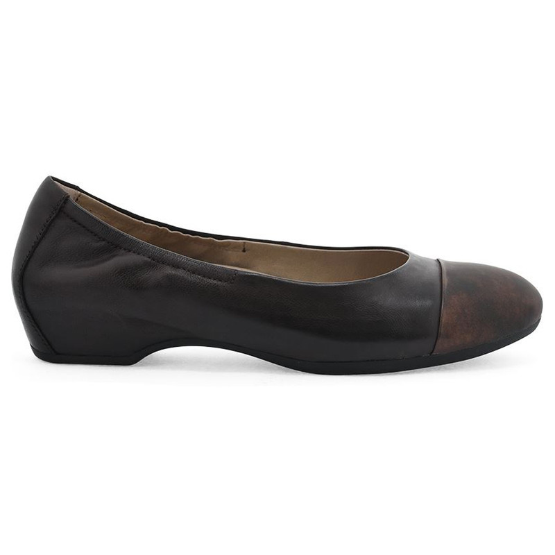 Dansko Women's Lisanne - Chocolate Burnished Nubuck - 5700-450245 - Profile