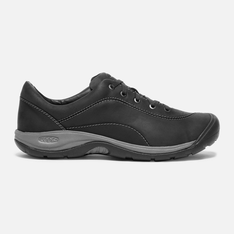 Keen Women's Presidio II - Black / Steel Grey