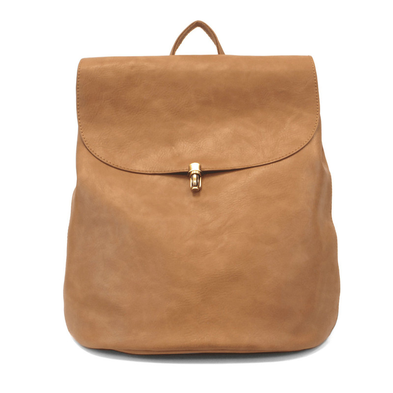 Joy Susan Colette Backpack - Camel