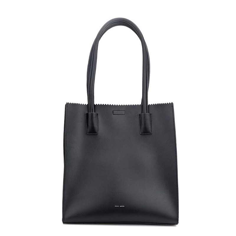 Pixie Mood Annalise Slim Tote - Black