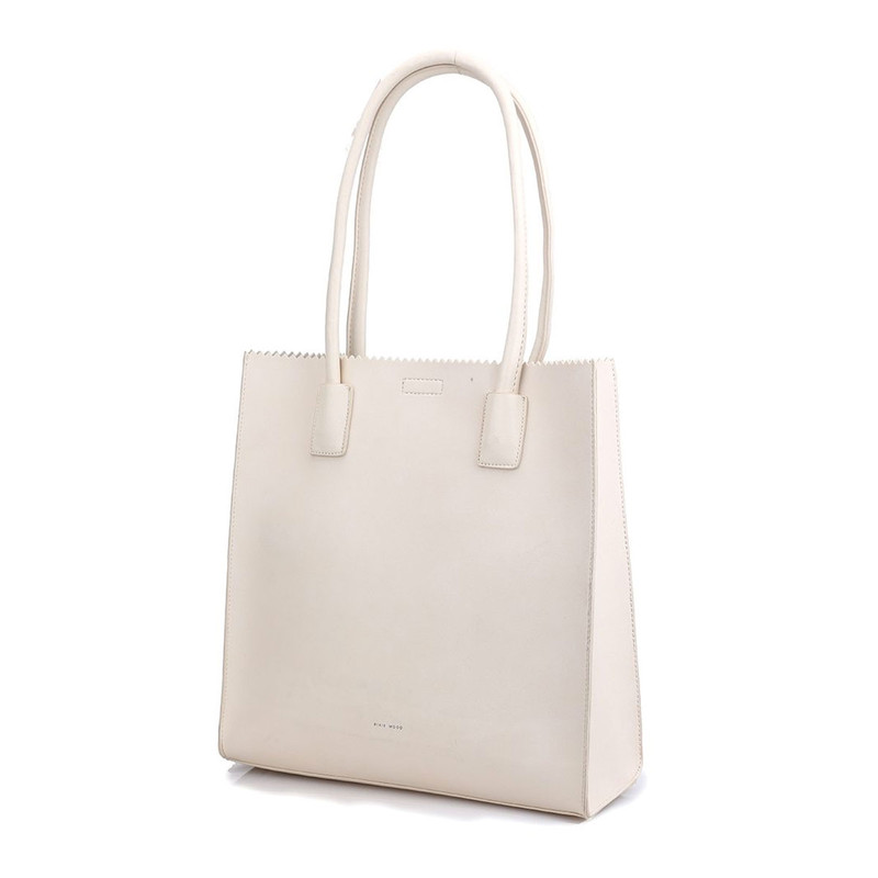 Pixie Mood Annalise Slim Tote - Ivory