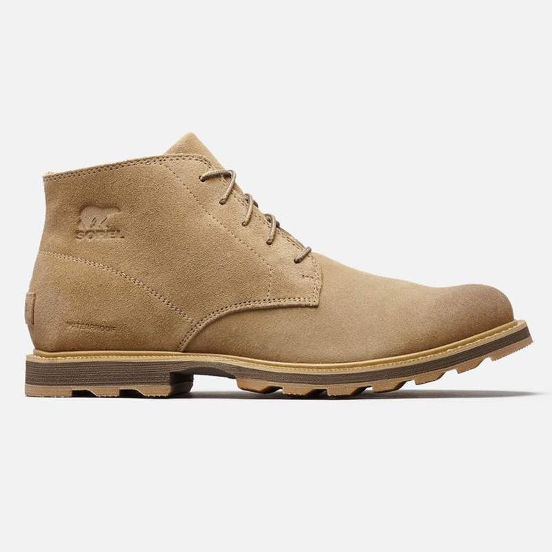 SOREL Men's Madson™ Chukka Waterproof Boot - Crouton - 1788581-243 - Profile