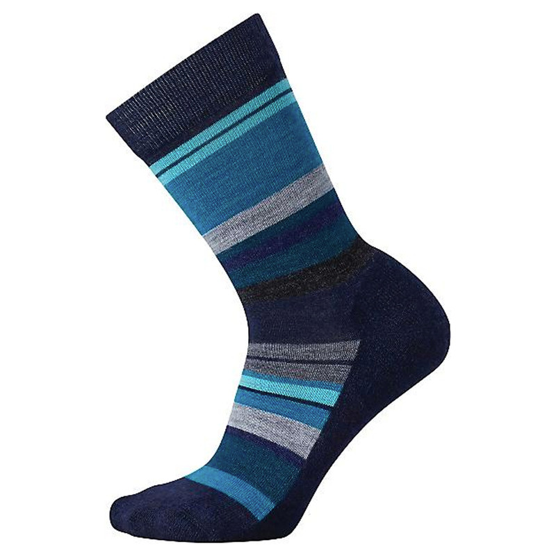 Smartwool Women's Saturnsphere Socks - Deep Navy / Deep Sea