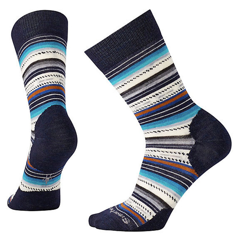 Smartwool Women's Margarita Socks - Deep Navy Heather
