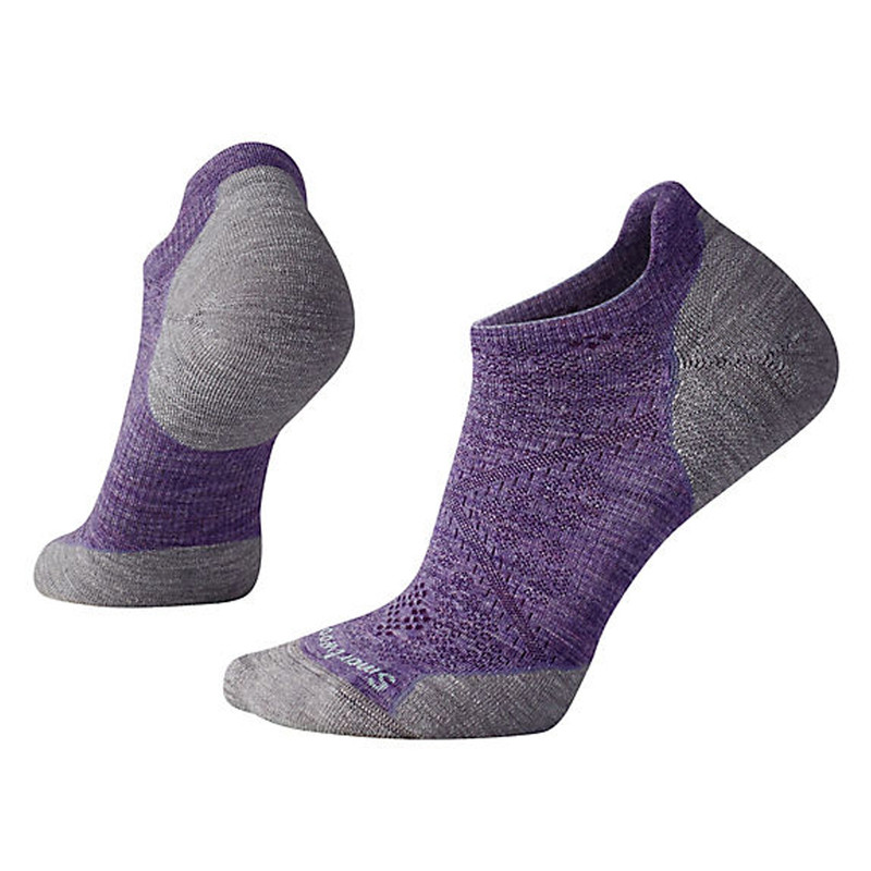 Smartwool Women's PhD Run Light Elite Micro Socks - Lavender