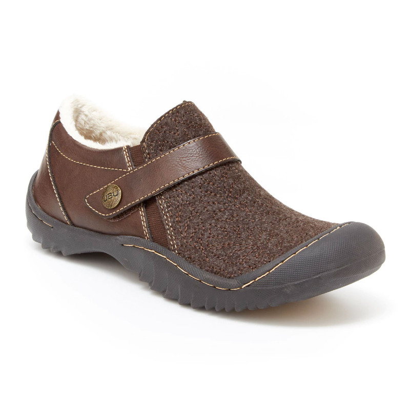 Jambu Women's Blakely - Brown Wool - JB16BLK34 - Angle