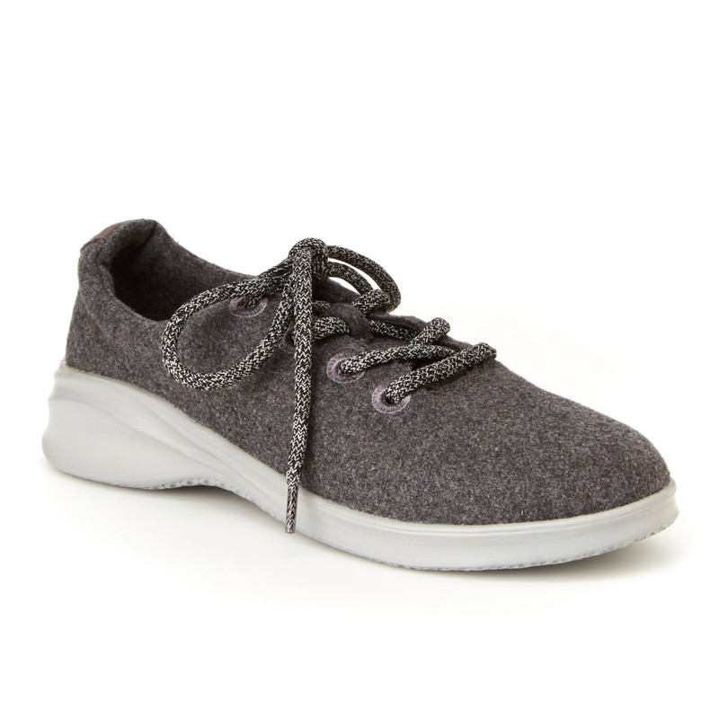 Jambu Women's Crane - Charcoal Wool