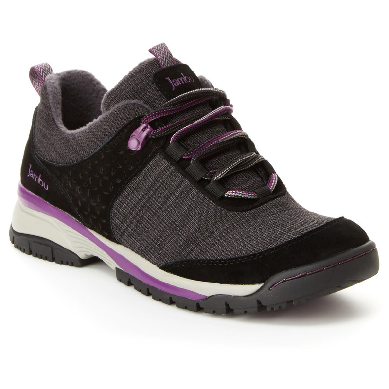Jambu Women's Zora - Black / Purple
