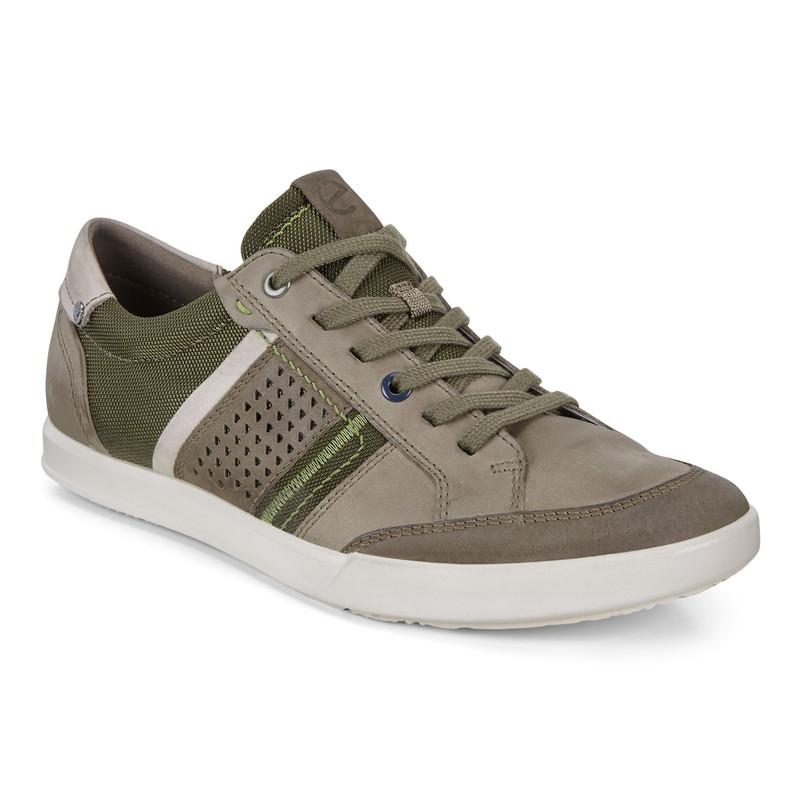 Ecco Men's Collin 2.0 Sneaker - Tarmac / Tarmac