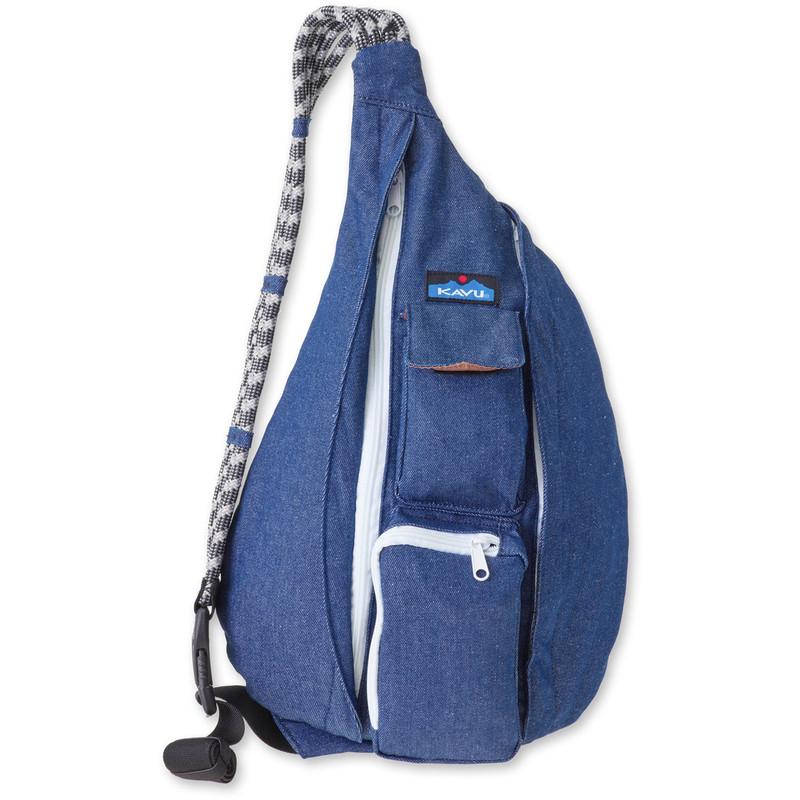 Kavu Women's Rope Shoulder Bag - Denim