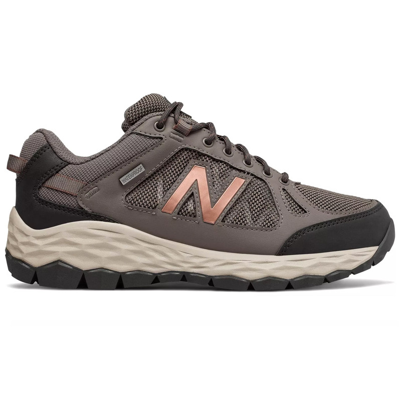 New Balance Women's 1350 Trail Walking - Dark Grey / Phantom