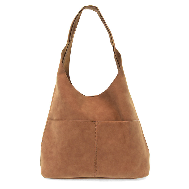 Joy Susan Jenny Hobo Handbag - Whiskey