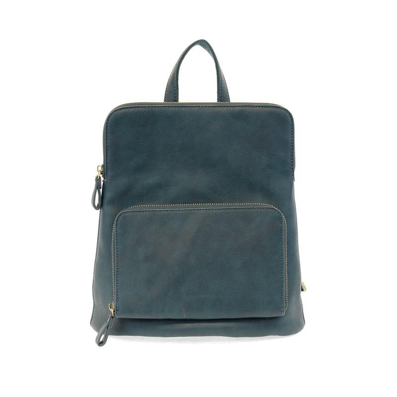 Joy Susan Julia Mini Backpack - Peacock