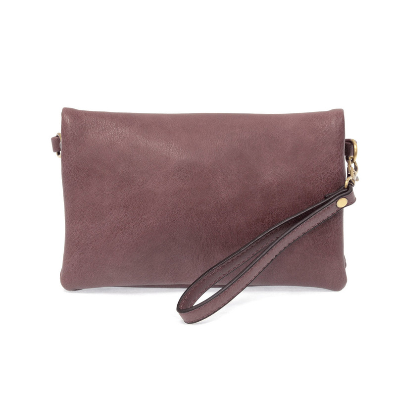Joy Susan New Kate Crossbody Clutch - Plum - L8019-92 - Profile