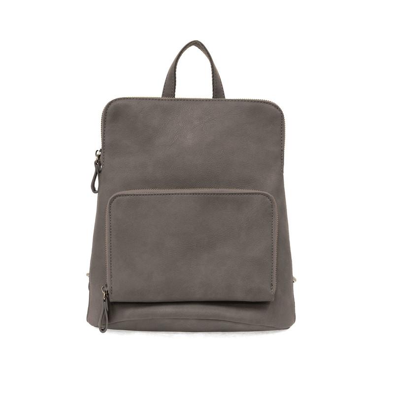 Joy Susan Julia Mini Backpack - Charcoal
