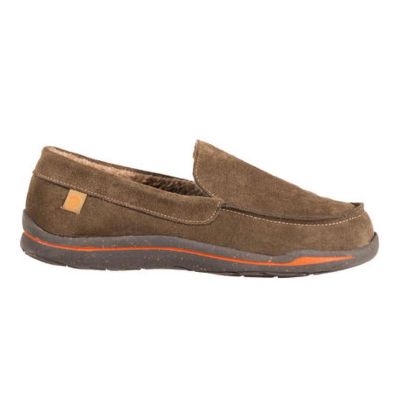 Men's Acorn Ellsworth Moc Slippers - Smokey Taupe