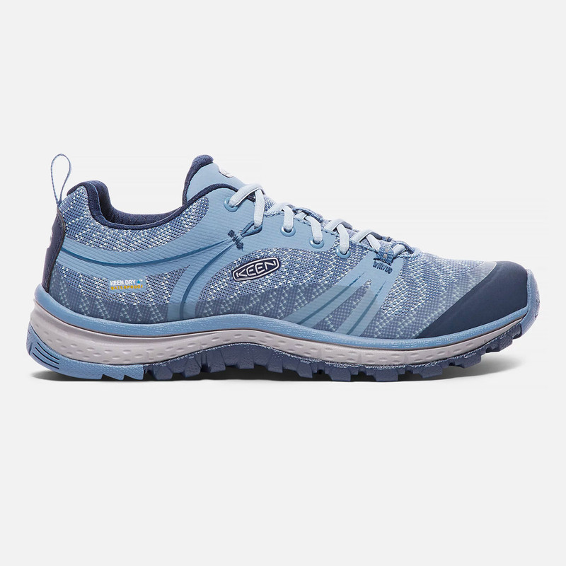 Keen Women's Terradora WP - Blue Shadow / Captains Blue