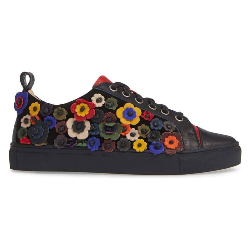 Sheridan Mia Women's Satyr Sneaker - Black