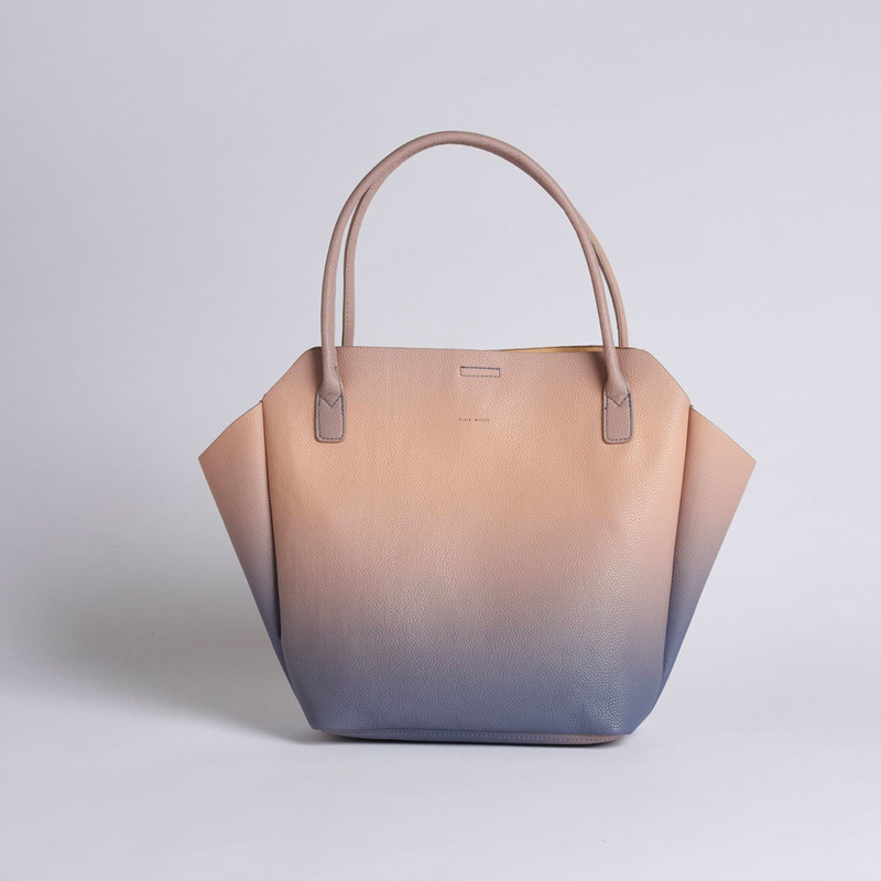 Pixie Mood Rachel Tote Small - Ombre Dusk - Profile