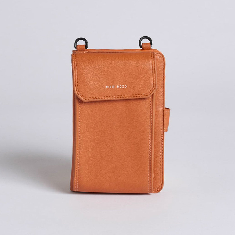 Pixie Mood Rae Phone Crossbody - Caramel - Profile