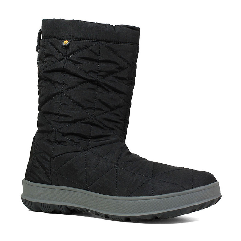Bogs Women's Snowday Mid Boot - Black - 72238-001 - Main Image
