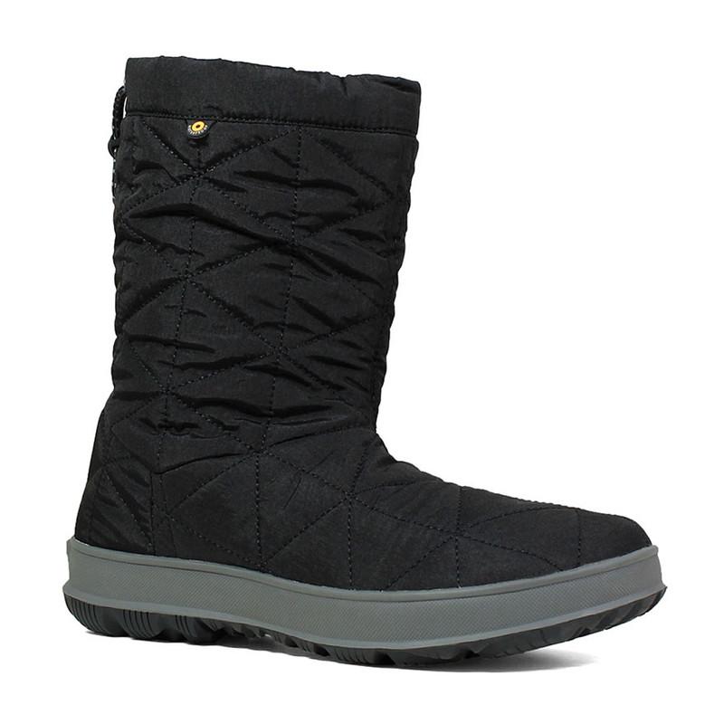 Bogs Women's Snowday Mid Boot - Black - 72238-001 - Main Image