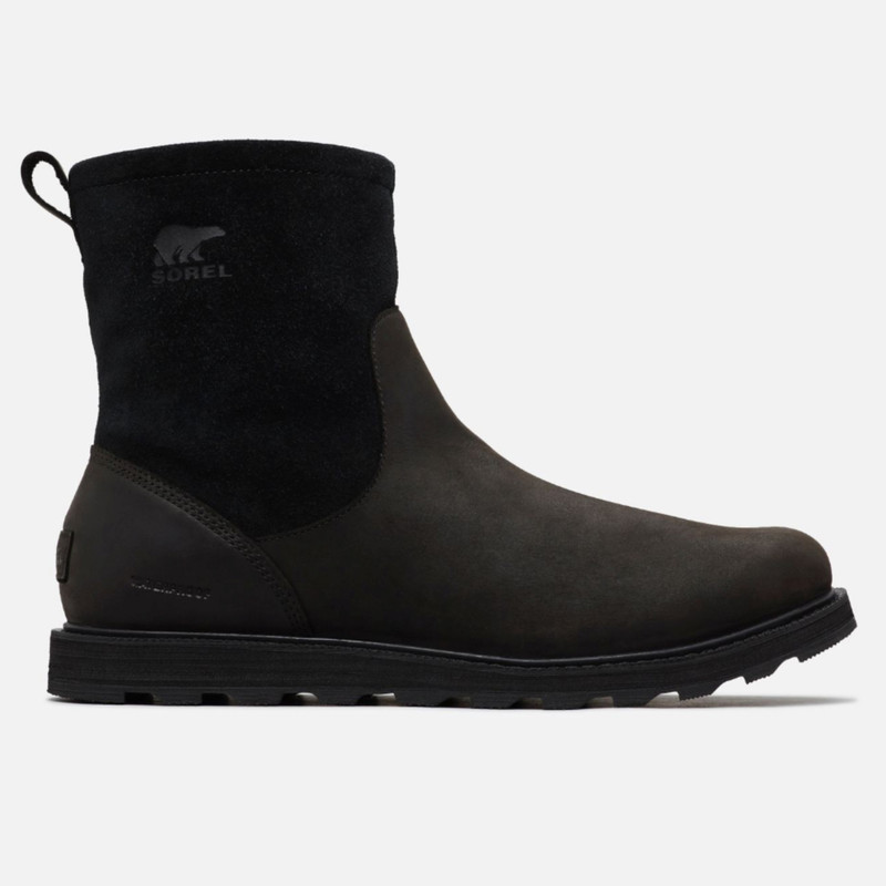 Sorel Men's Madson™ Zip Waterproof Boot - Black - 1808011-010 - Main