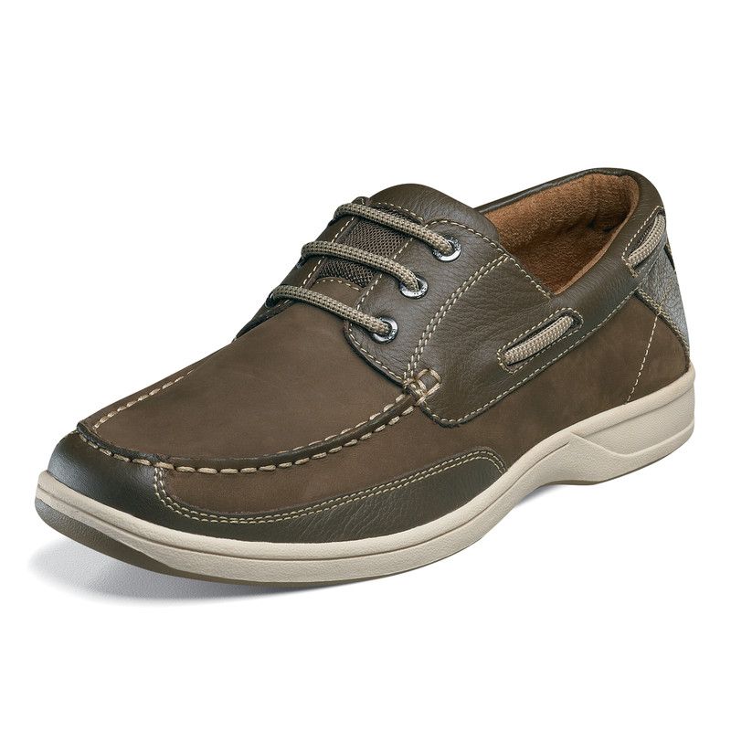 Florsheim Men's Lakeside Oxford - Brown Nubuck