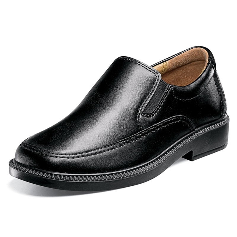 Florsheim Boy's Bogan Jr. - Black