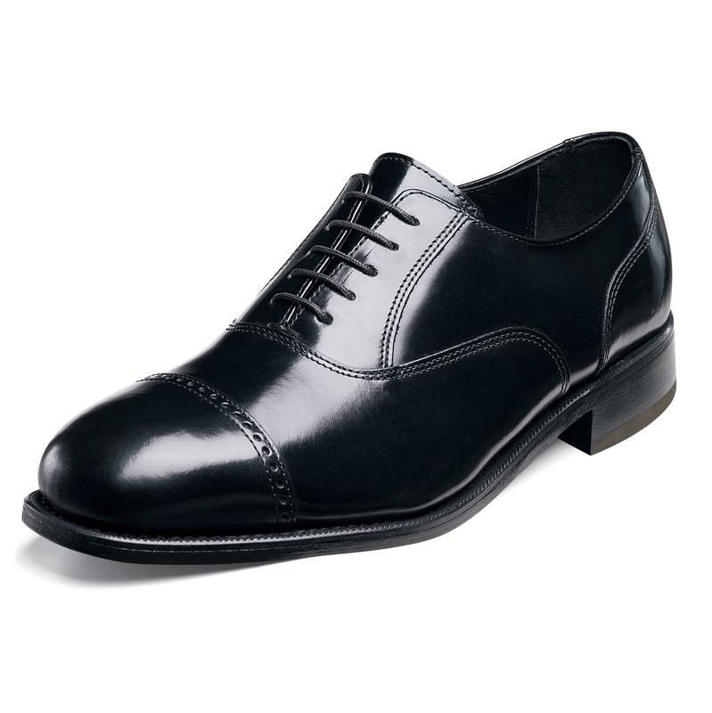 Florsheim Men's Lexington Cap Toe Oxford - Black