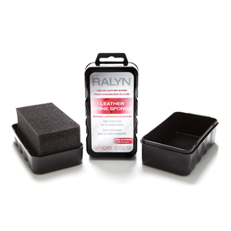 Ralyn Leather Shine Sponge - Neutral