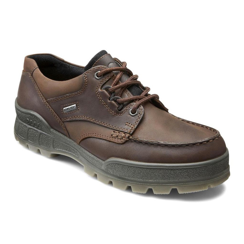ECCO Men's Track II Low Cut - Bison
