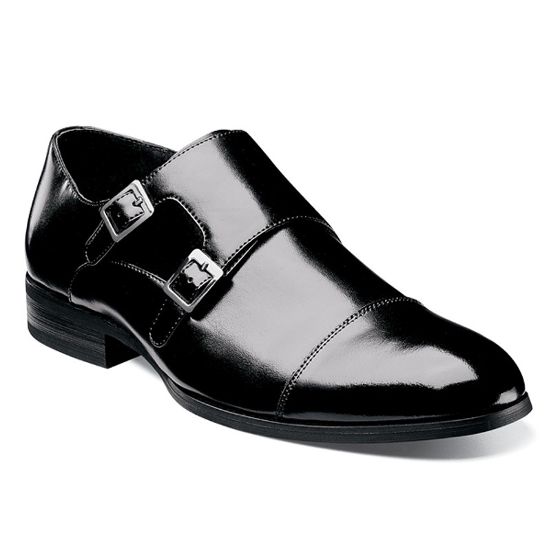 Stacy Adams Men's Gordon - Black