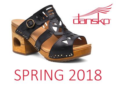 Spring Dansko Styles