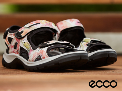 What's the Difference Between Ecco Yucatan Sandal & Ecco Offroad Sandal?