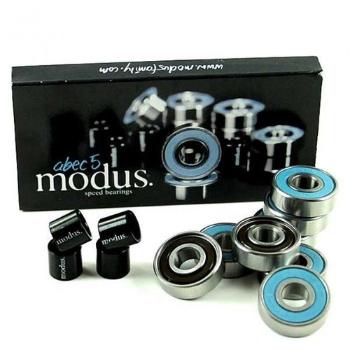 MODUS ABEC 5 SKATEBOARD BEARINGS SET