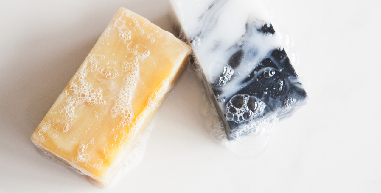 3 Beauty Benefits of Coconut Oil Soap