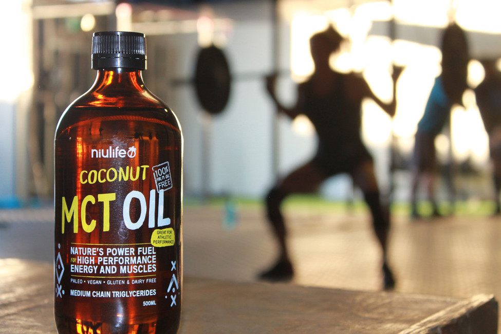 How to add lean muscle with MCT oil.