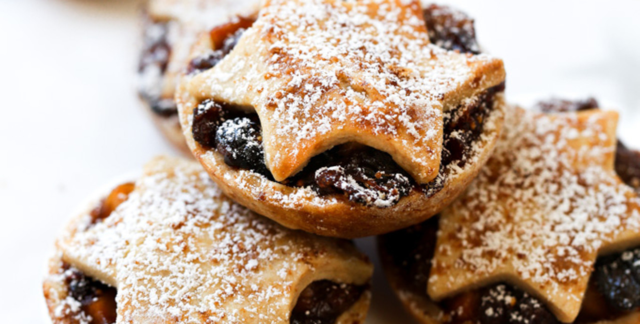 Vegan Fruit Mince Pies