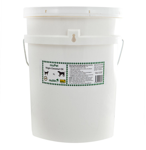 NiuPet Virgin Coconut Oil - 20L Pail