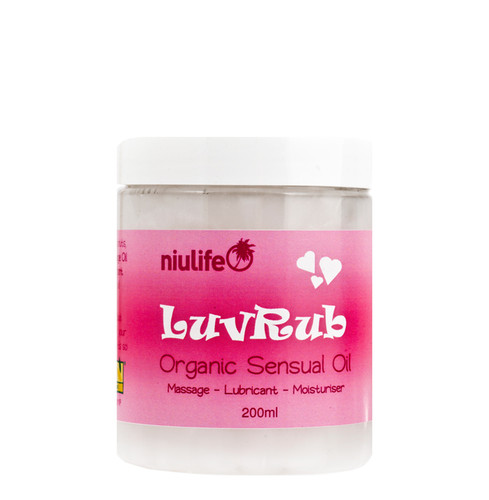 Certified Organic LuvRub - 200ml