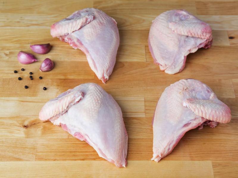 Chicken Breast Quarters
