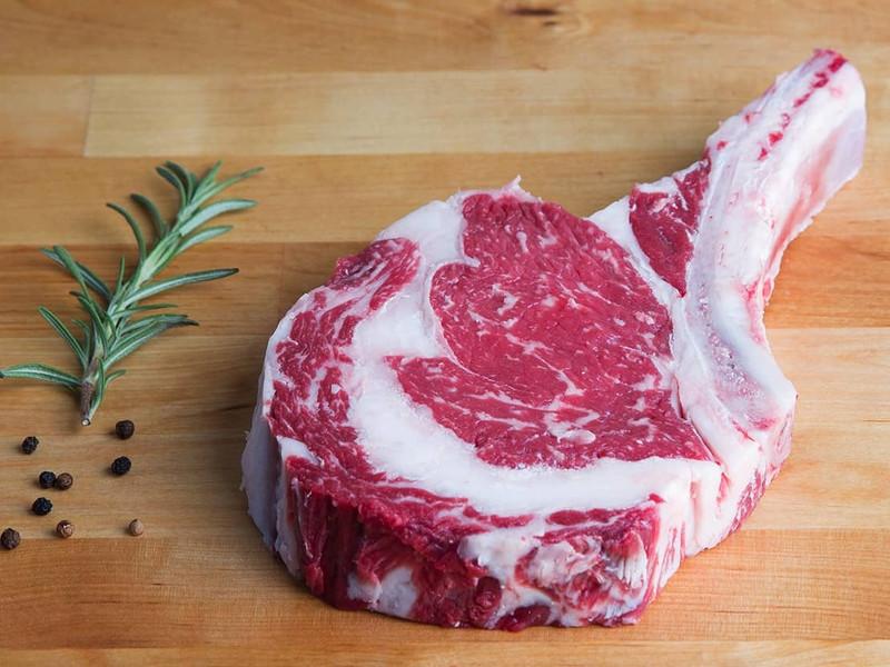 Rib Steak (Bone-in)