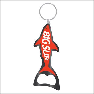 Keychain - Shark Bottle Opener